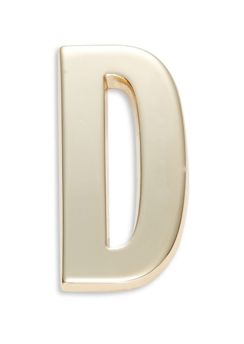 KATE SPADE NEW YORK D Initial Handbag Sticker