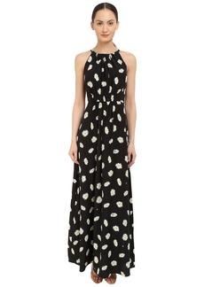Kate Spade New York Daisy Dot Maxi Dress