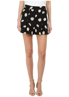 Kate Spade New York Daisy Dot Silk Shorts