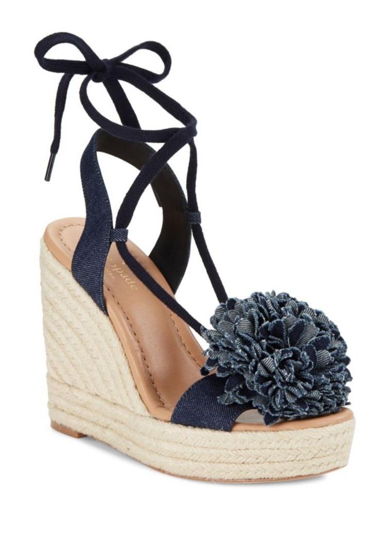 80a3b10c8b68 Kate Spade Kate Spade New York Daisy Espadrille Wedge Sandals