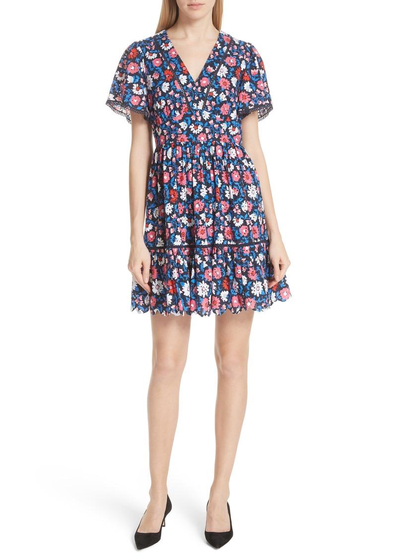 f233e53e2ae1 Kate Spade kate spade new york daisy eyelet minidress | Dresses