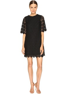 Kate Spade Daisy Lace Shift Dress