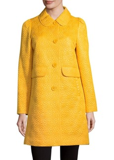 Kate Spade New York Daisy Quilted Coat