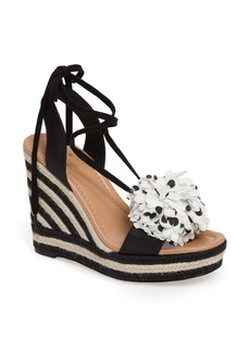 kate spade new york daisy wedge sandal (Women)