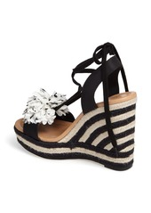 kate spade new york daisy wedge sandal (Women)