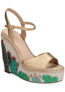 kate spade new york Dallas Wedge Sandals Women's Shoes