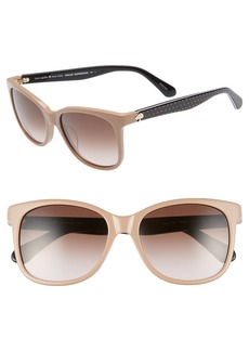kate spade new york danalyns 54mm sunglasses