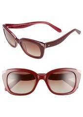 kate spade new york 'danella' 50mm sunglasses