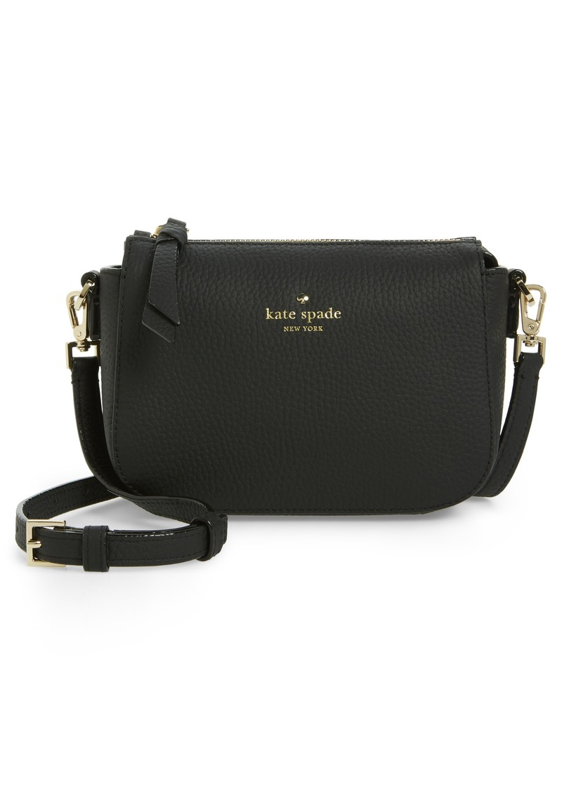 Kate Spade New York Daniels Drive Wendi Leather Crossbody Bag