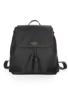 Kate Spade New York Daniels Drive Selby Leather Backpack