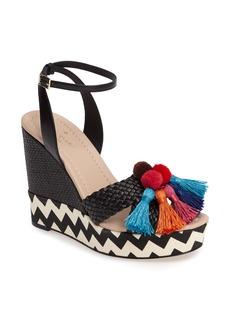 kate spade new york delancey wedge sandal (Women)