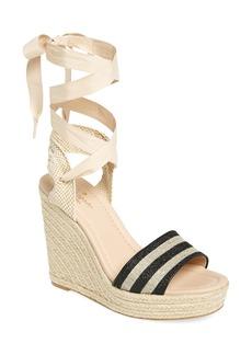 kate spade new york delano wedge sandal (Women)
