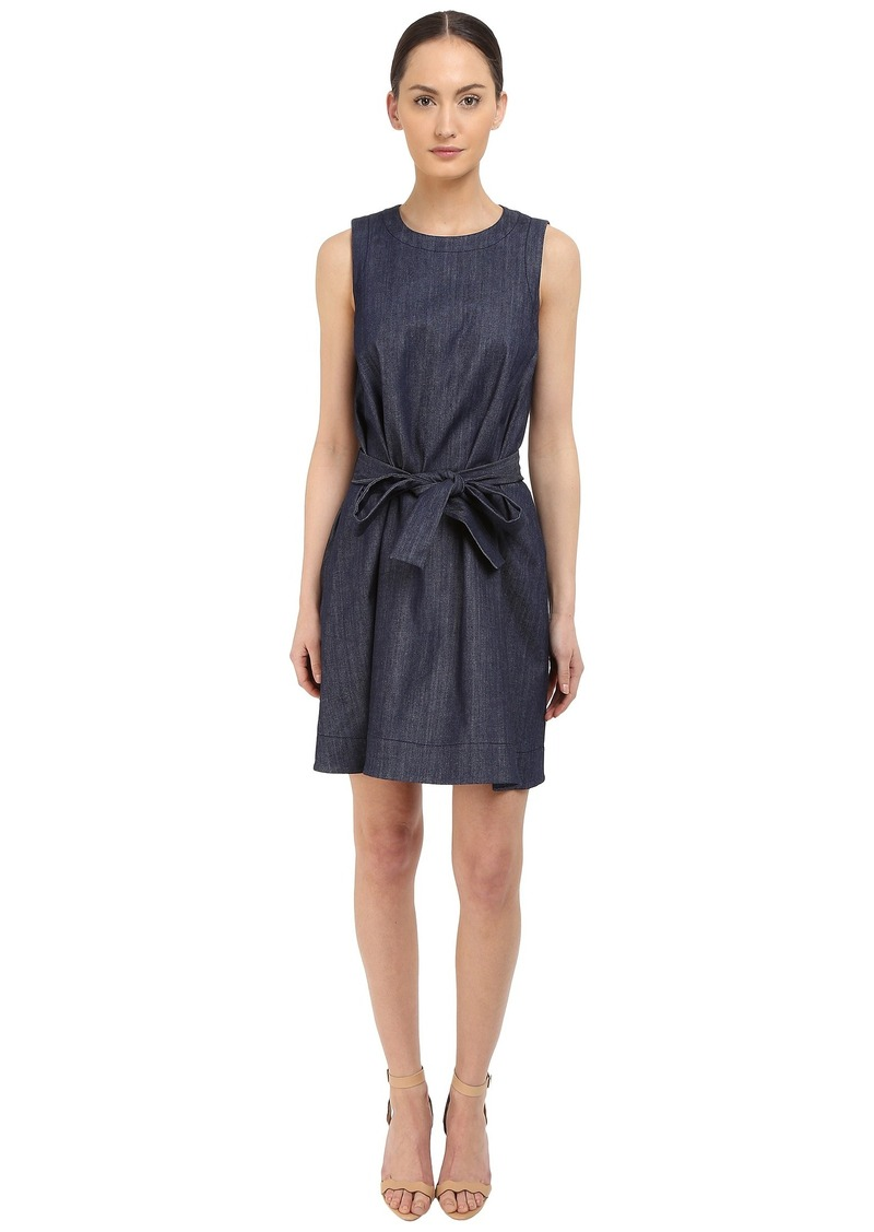 Kate Spade New York Denim Fit and Flare Dress