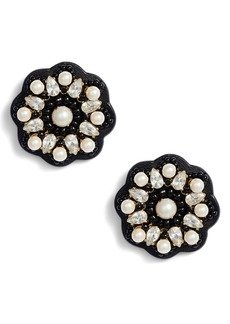 kate spade new york desert garden button stud earrings