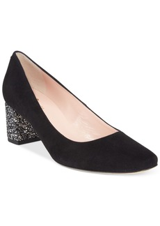 kate spade new york Dolores Block-Heel Pumps, A Macy's Exclusive Style Women's Shoes