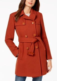 kate spade new york Double-Breasted Coat