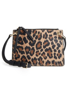 f8e808ba79d9 Kate Spade kate spade new york dunne lane - leopard caro leather crossbody  bag | Handbags