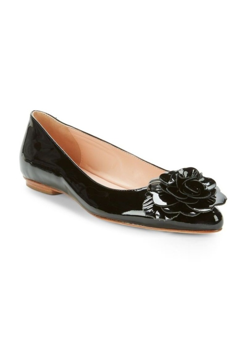 ca8df28da80 On Sale today! Kate Spade Kate Spade New York Ellie Patent Leather Flats
