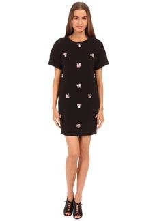 Kate Spade New York Embellished Shift Dress
