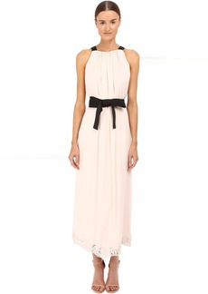 Kate Spade New York Embroidered Maxi Dress
