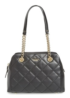 kate spade new york 'emerson place - dewy' quilted satchel