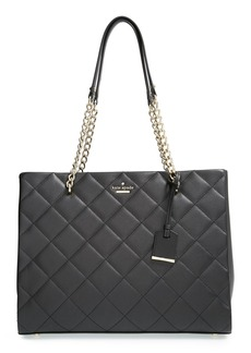 kate spade new york 'emerson place - large phoebe' quilted leather shoulder bag