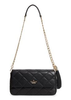 kate spade new york emerson place - serena leather shoulder bag