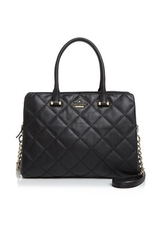 kate spade new york Emerson Place Olivera Quilted Leather Satchel