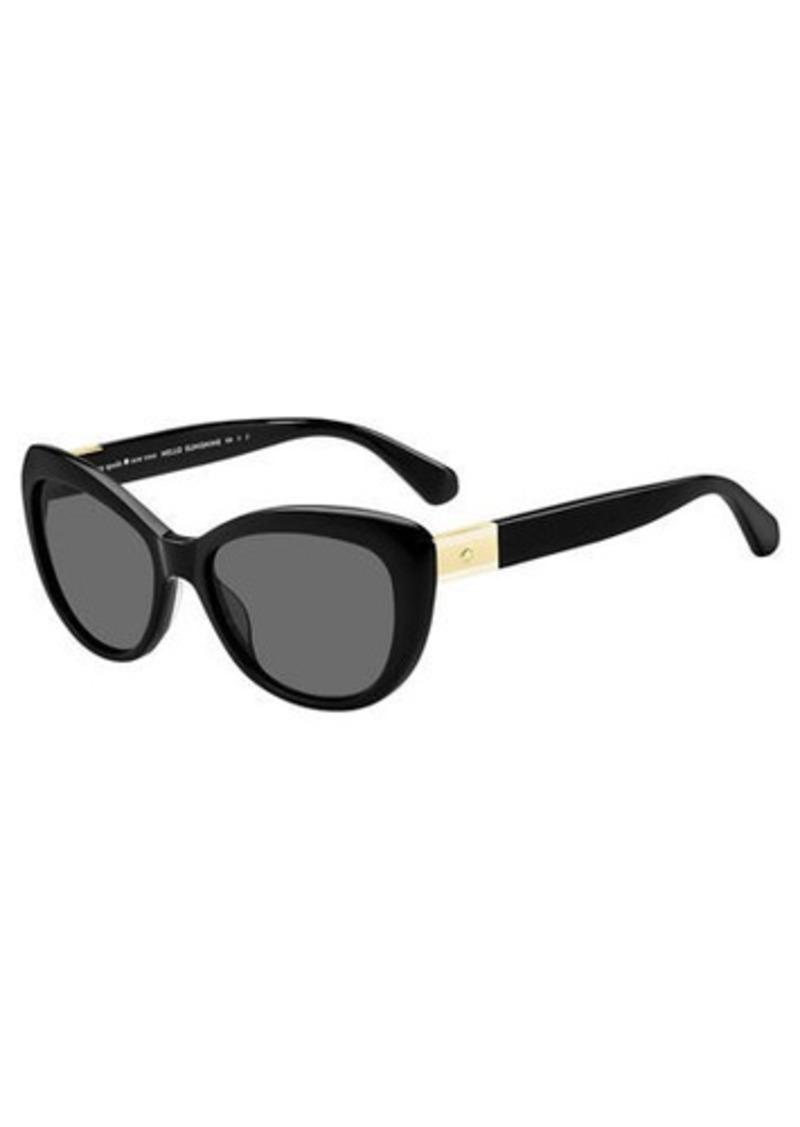 Kate Spade emmalynn cat-eye polarized sunglasses