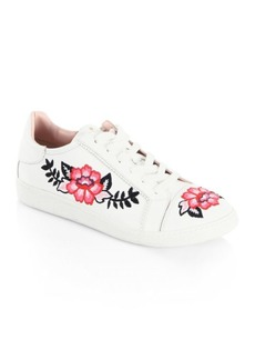 Kate Spade Everhart Leather Sneakers