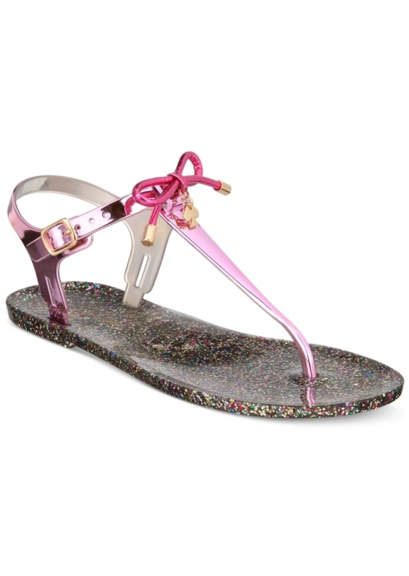 ee96c1596cc Kate Spade kate spade new york Fanley Jelly Sandals Women s Shoes ...