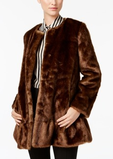 kate spade new york Faux-Fur Coat