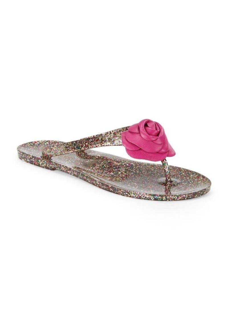 43069f61e5c Kate Spade Kate Spade New York Fayette Jelly Flip Flops