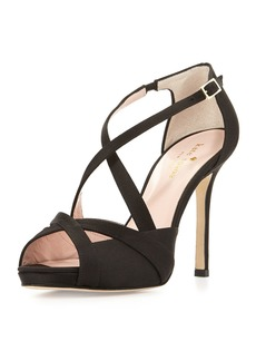 kate spade new york fensano strappy suede sandal