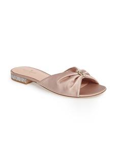 kate spade new york fenton slide sandal (Women)