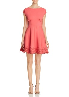kate spade new york Fiorella Lace-Detail Dress