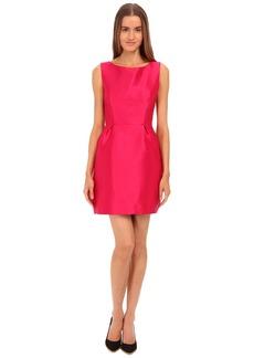 Kate Spade New York Flirty Back Mini Dress