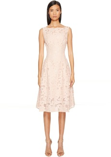 Kate Spade New York Floral Fil Coupe Dress