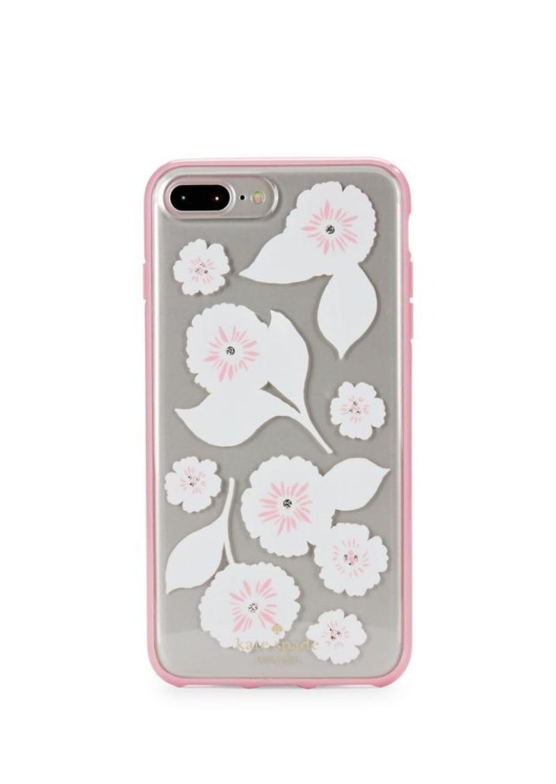 Kate Spade Kate Spade New York Floral Iphone 7 Plus Case Now 33 50