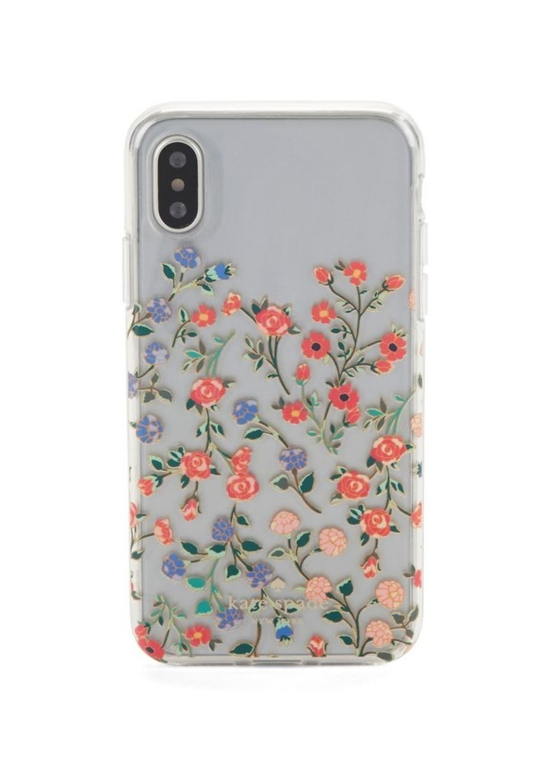 brand new d359a 70b14 New York Floral iPhone Case