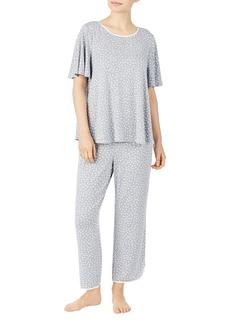 kate spade new york Flutter Sleeve Pajama Set