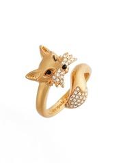 kate spade new york fox ring