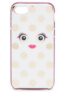 Kate Spade New York Framed Picture Dot Monster iPhone 7 Case
