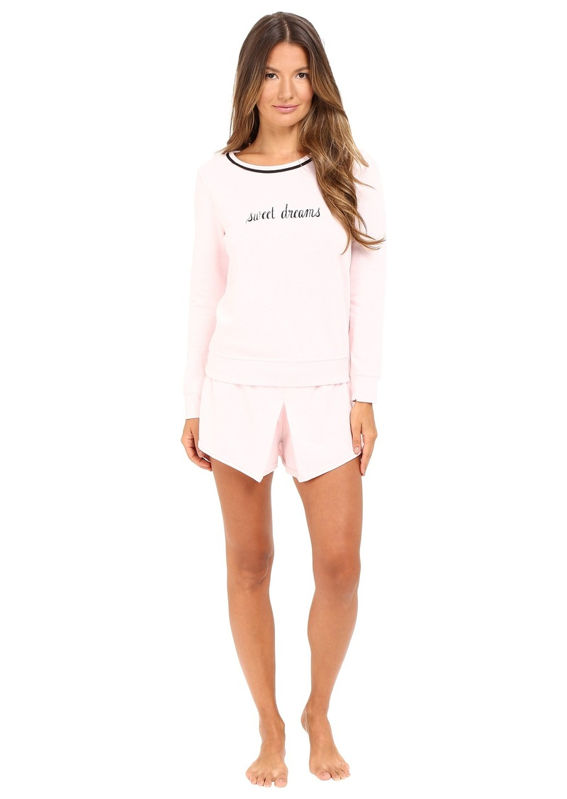 Kate Spade New York French Terry Skort PJ
