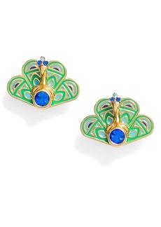 kate spade new york full plume stud earrings