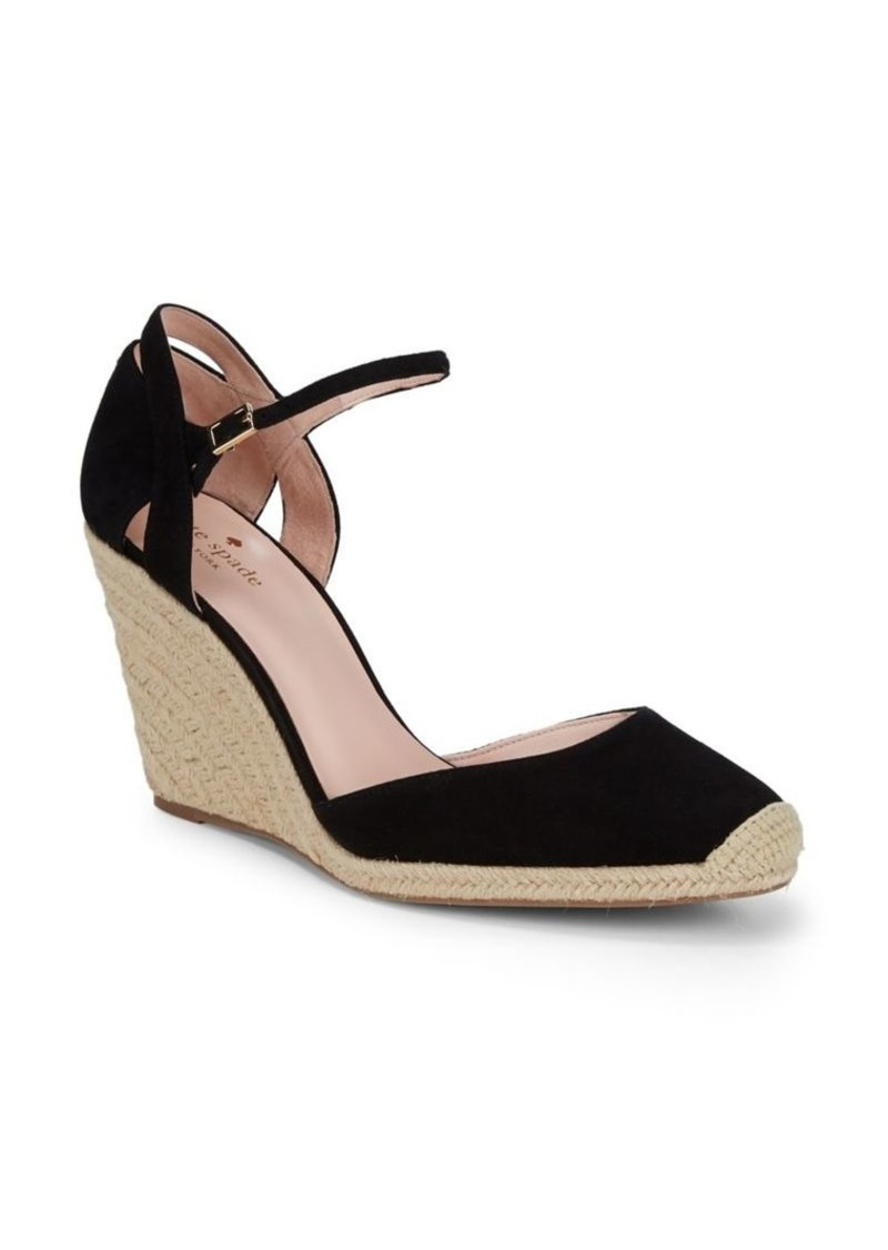 bd2e6ff5ecd New York Giovanna Espadrille Wedge Sandals