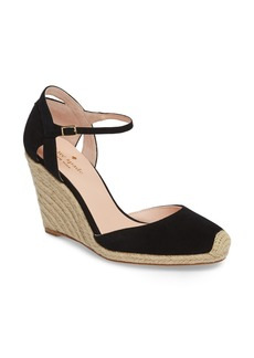 kate spade new york giovanna espadrille wedge (Women)