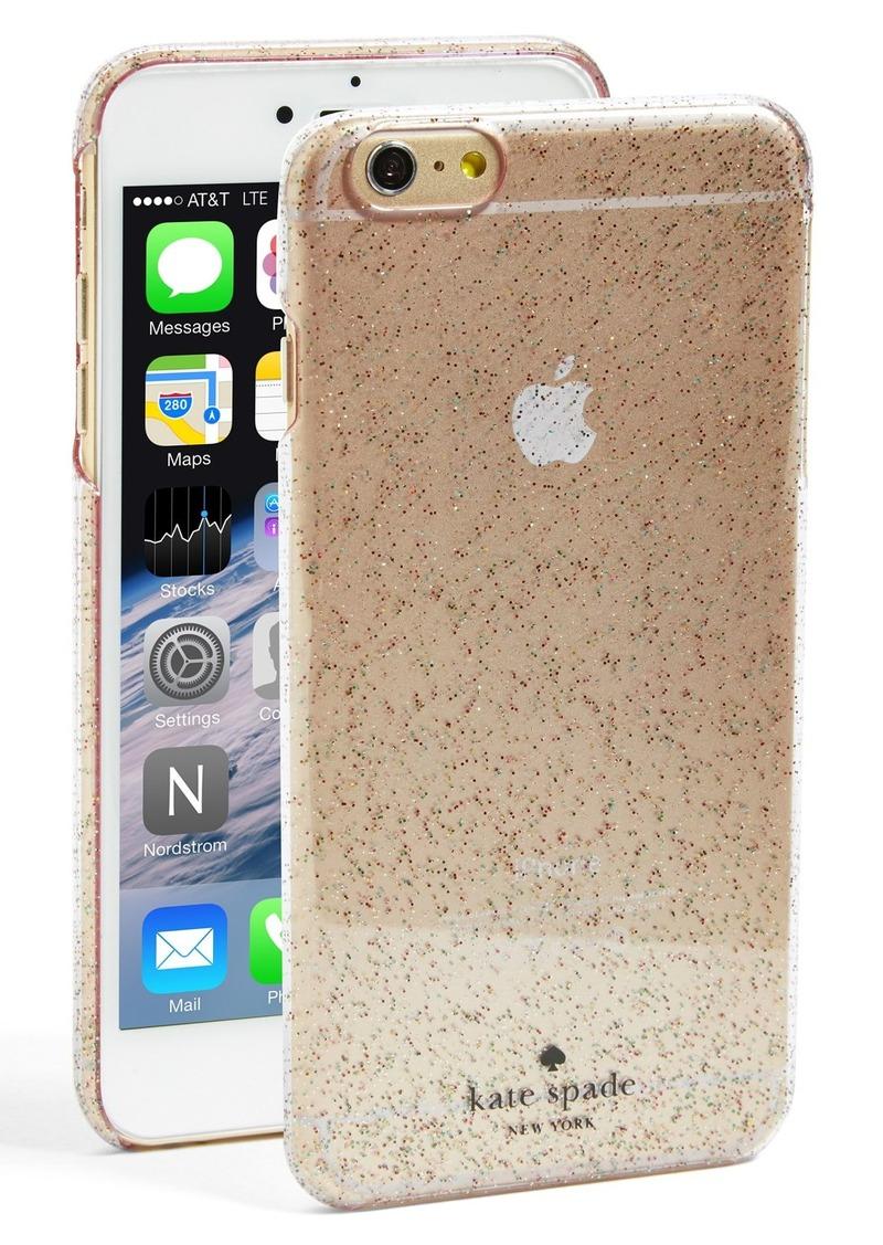 Kate Spade Iphone  Plus Case Glitter
