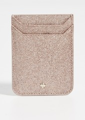 Kate Spade New York Glitter Triple Sticker Pocket