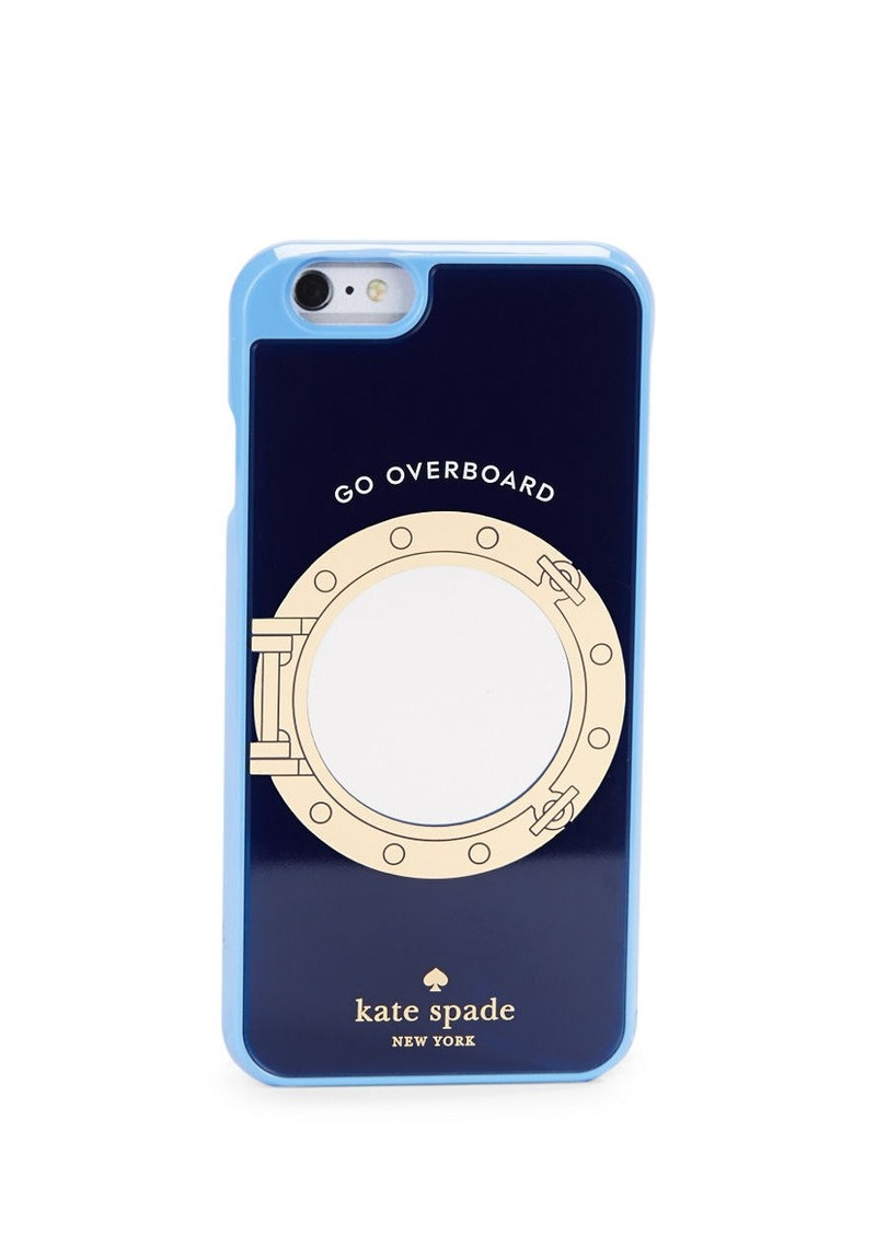 KATE SPADE NEW YORK Go Overboard iPhone 6 Case